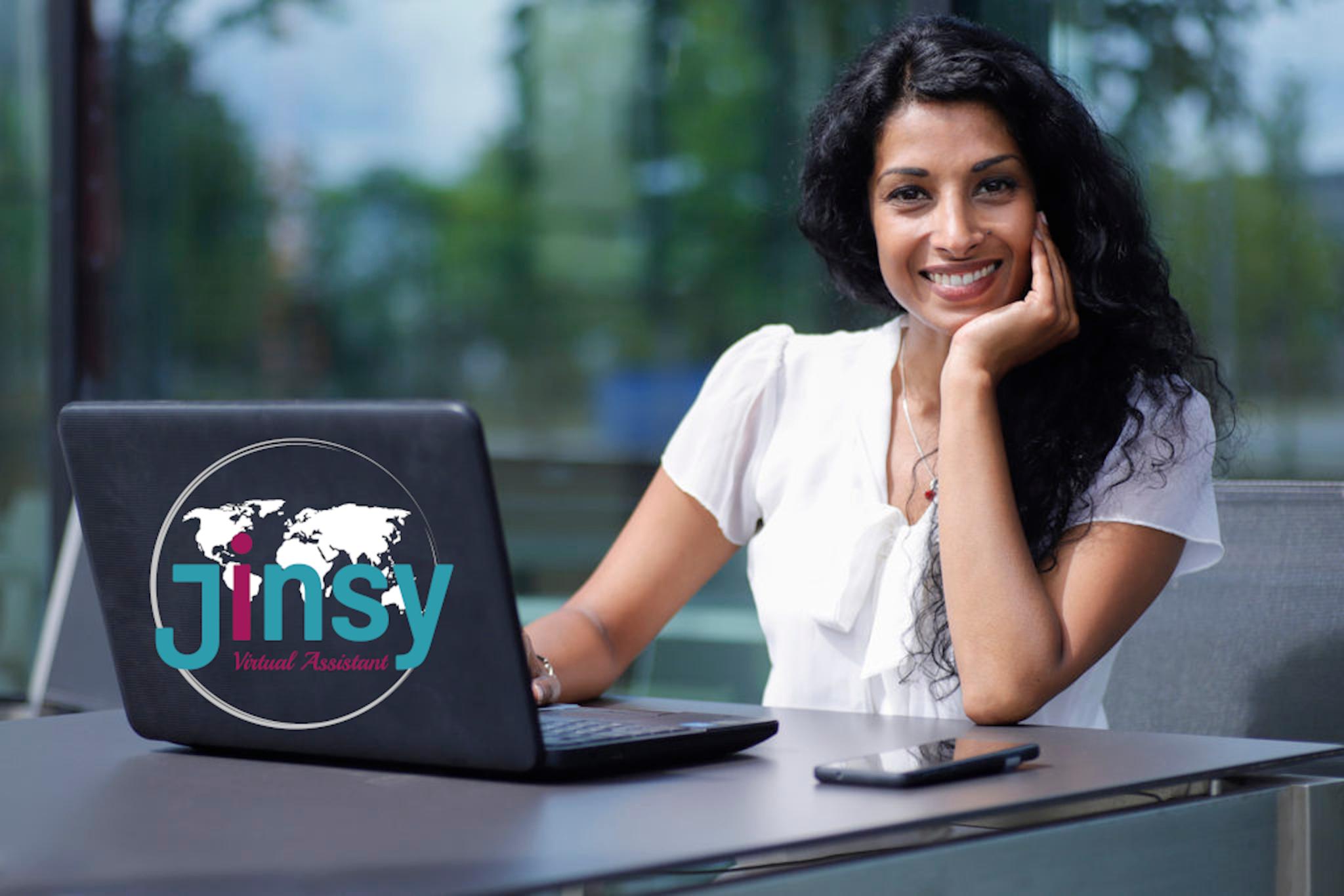 Jinsy Charuvuparambil Virtuelle Assistenz
